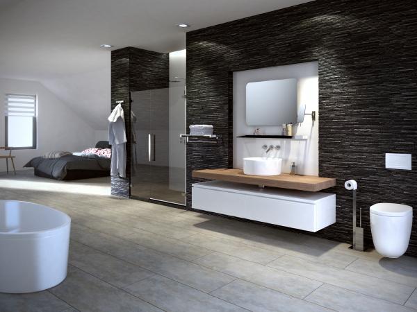 Geesa accessoires stijlen droomhome interieur woonsite - Moderne design badkamer ...