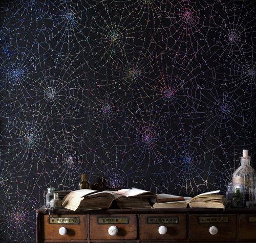Spooky halloween behang droomhome interieur woonsite - Graham en bruine behang ...