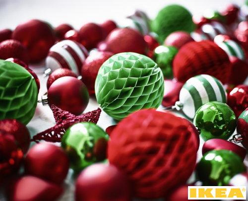 Kerstdecoraties Met Rood : Droomhome interieur & woonsite