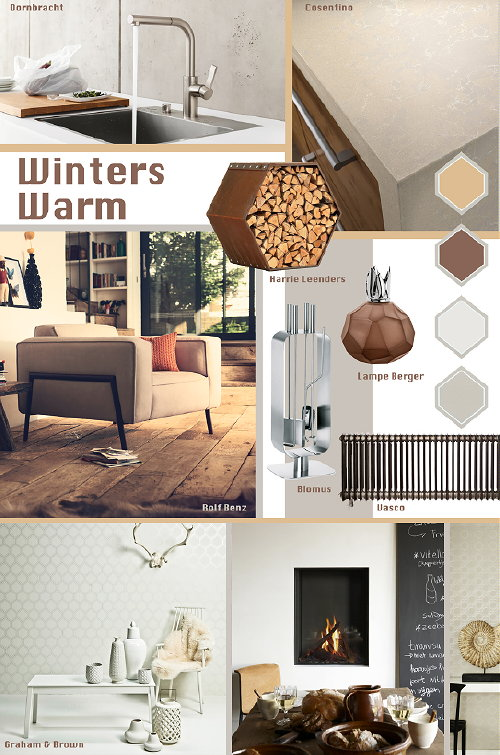 winter woontrend 2013 2014 winters warm winter kleur interieur moodboard in verwassen