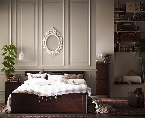 imgbd - slaapkamer nachtkastjes ikea ~ de laatste slaapkamer, Deco ideeën