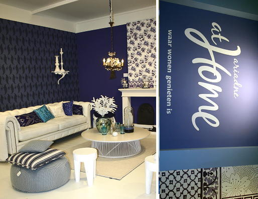 Ariadne at Home Delfts Blauw - DroomHome | Interieur & Woonsite