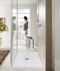 Kleine Badkamer Compacte Wellness - DroomHome | Interieur & Woonsite