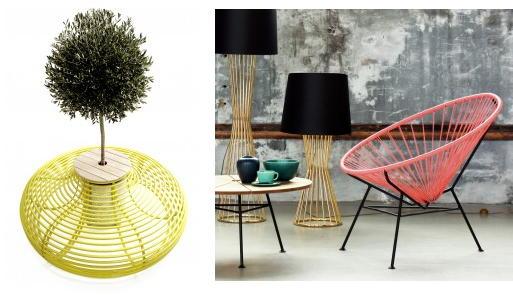Nieuw jaar nieuwe trends pour votre jardin artikel post artikel marketing - Tuin meubilair ...