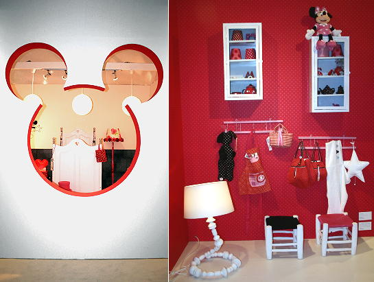 Decoratie Slaapkamer Kind : Disney at Home - Disney Kinderkamer ...