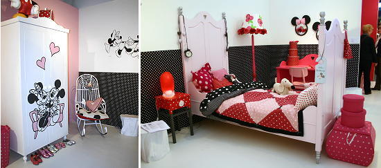 Disney Kinderkamer - DroomHome | Interieur & Woonsite
