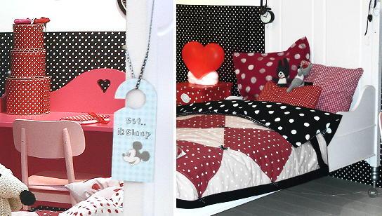 Disney Kinderkamer - DroomHome | Interieur & Woonsite