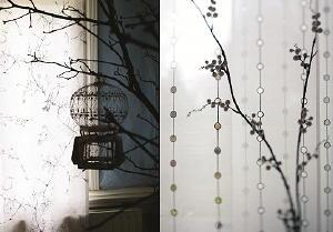 oosters natuur decoratie gordijnen gordijnstof van christian fischbacher voilage van casadeco lees meer