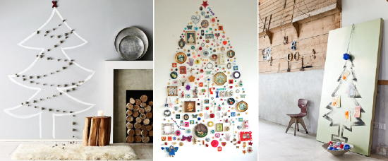 Kerst creatief droomhome interieur woonsite - Trendy kamer schilderij ...