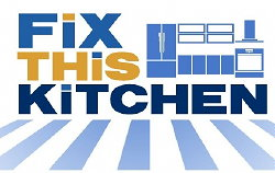 SBS6 Klusprogramma & Kookprogramma Fix This Kitchen met Vivian Reijs (Foto SBS6 Fix This Kitchen  op DroomHome.nl)