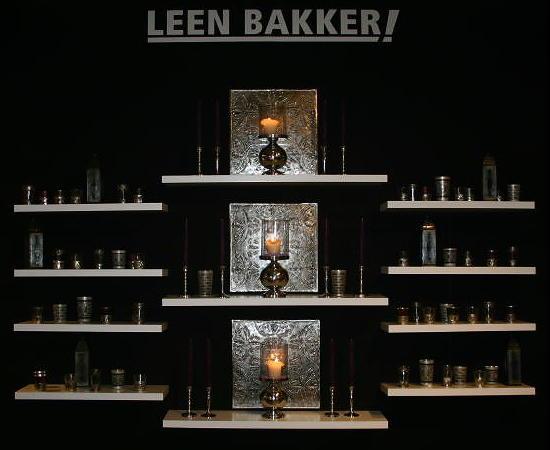leen bakker collectie leen bakker kaarsen kandelaars windlichten en kaarsenstandaards op de woonbeurs