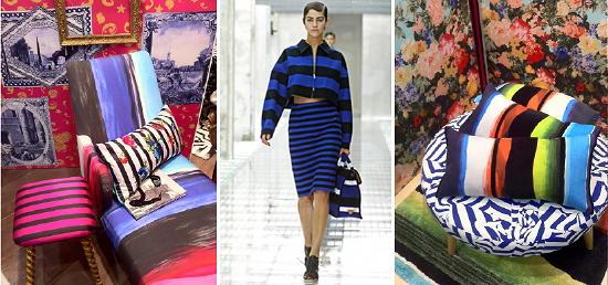 Slaapkamer Designers Guild : ... Lacroix voor Designers Guild (Foto ...