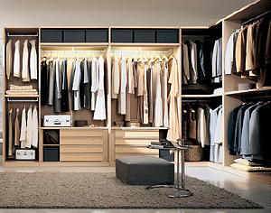 Slaapkamer Inbouwkast en Inloopkast, the Walk-In Closet als super ...