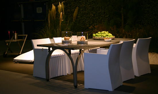 Droomhome interieur woonsite - Tuin interieur design ...