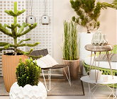 Balkon, Terras & Tuin Ontwerp Sobriety LEES MEER... (Foto ColourYourLife.nl op DroomHome.nl)