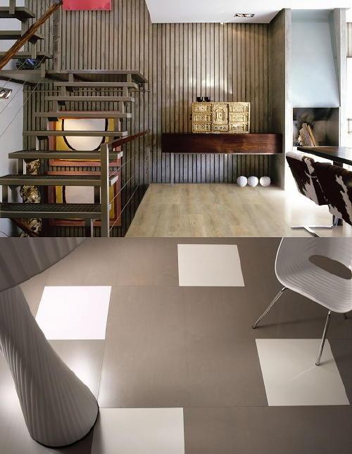 Houten Vloer Op Slaapkamer : Combineer durf met houten vloer parket ...