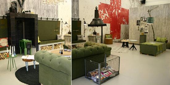 vt wonen huis op de woonbeurs amsterdam industrieel wonen met vt wonen meubels woonaccessoires