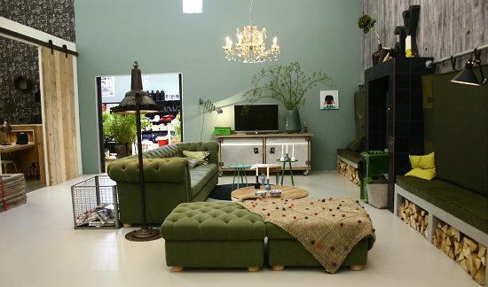 Idee n voor het huis on pinterest met vans and record player - Woonkamer deco ...