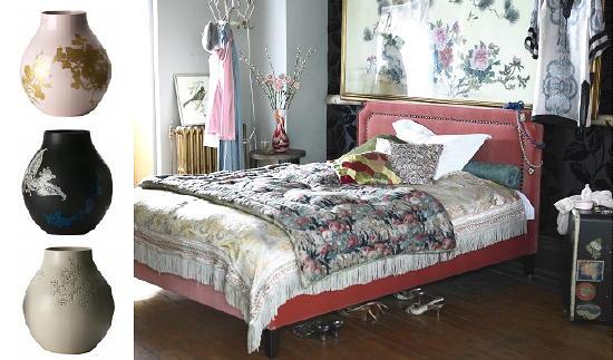 Kleuren Oosterse Slaapkamer : FOTO Symmetrische Standaard De ...