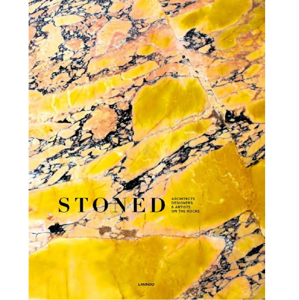 Boek STONED - Architects, Designers & Artists on the rocks, auteur Thijs Demeulemeester, Lannoo (Foto woonboek Stoned  op DroomHome.nl)