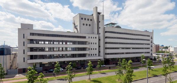 Designbeurs OBJECT Rotterdam, HAKA gebouw Rotterdam (Foto Object Rotterdam in HAKA gebouw  op DroomHome.nl)
