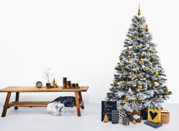 Kerstdecoratie Trends 2018 - DroomHome | Interieur & Woonsite