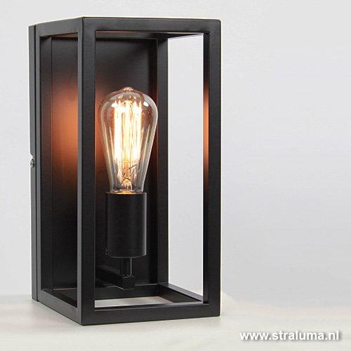 mooie verlichting voor een industrieel interieur industrile wandlamp foto straluma op droomhomenl