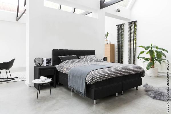 Slaapkamer Compleet Boxspring : Een slaapkamer om van weg te dromen droomhome interieur woonsite