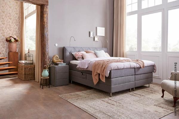 Slaapkamer Met Boxspring : Beste afbeeldingen van slaapkamer in