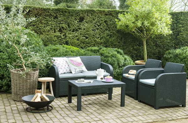 Blokker Tuin Loungeset.Blokker Tuin Collectie 2018 Droomhome Interieur Woonsite