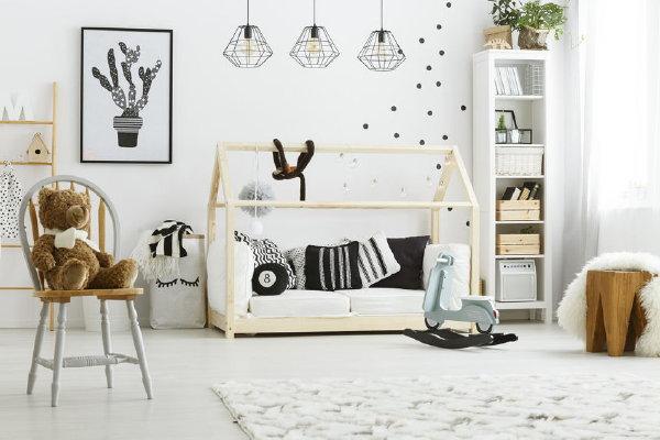 Kinderkamer Behang Vogelhuisjes : Kinderkamer trends overzicht droomhome interieur woonsite