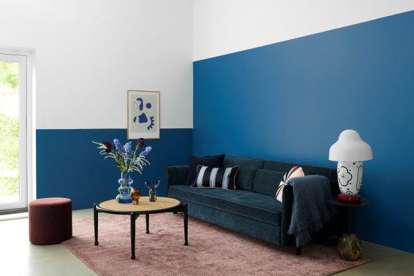Woonkamer Ideeen Paars.Alles Over Kleur Interieur Droomhome Interieur Woonsite