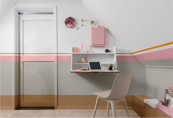 Kleurtrend Roze Interieur : Interieur kleurtrend act droomhome interieur woonsite