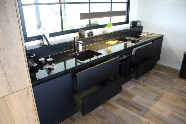 Het eindresultaat nieuwe keuken droomhome interieur