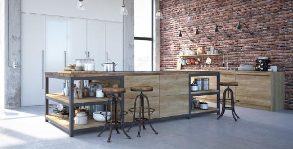 123 Keukens Inspiratie : Houten keukens geschikt voor elke stijl droomhome interieur