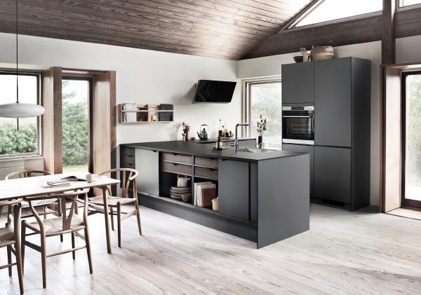 Zwart Keuken Kvik : Kvik keuken prato deens design en handwerk droomhome