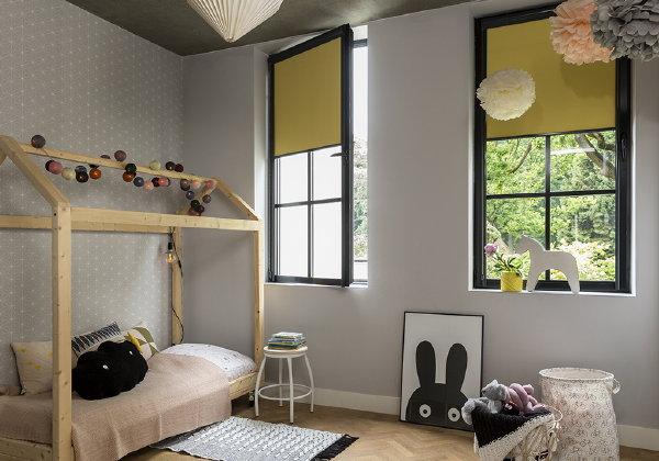 Rolgordijn Babykamer Inspiratie : Een veilige babykamer zo pak je het aan droomhome interieur