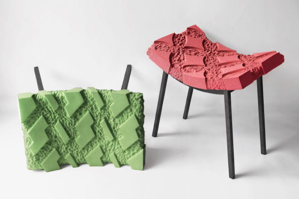 Designbeurs OBJECT Rotterdam 2021 – Designer Denny R Priyata krukjes (Foto Object Rotterdam  op DroomHome.nl)