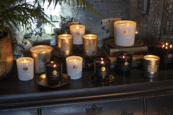 Private Collection: Rituals geurkaars Floral Home lijn (Foto Rituals  op DroomHome.nl)