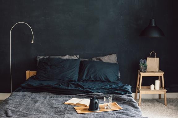 Lampen Scandinavisch Interieur : Een donker scandinavisch interieur droomhome interieur woonsite