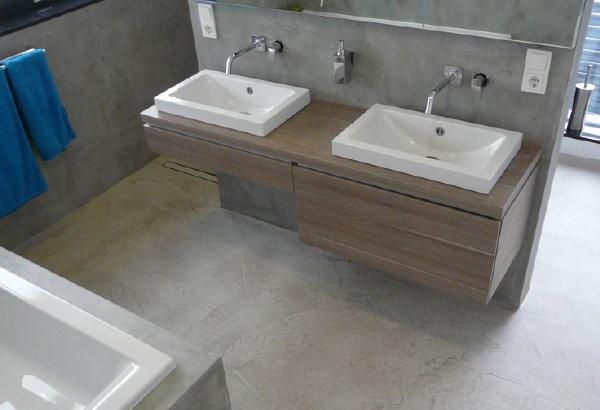 Welke Gietvloer Badkamer : Waarom een gietvloer zo geweldig is! droomhome interieur & woonsite