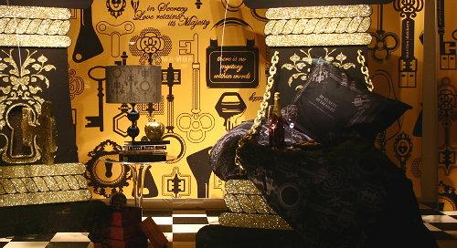 Kerstdecoratie Boudoir - DroomHome | Interieur & Woonsite