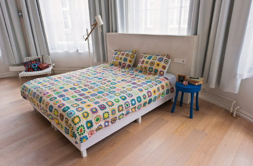 Regenboog slaapkamer droomhome interieur woonsite for Tuinbladen nl