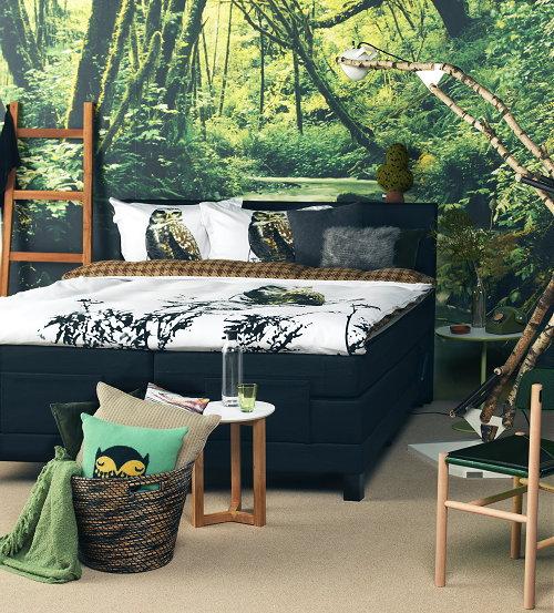 Picture idea 8 : Slaapkamer stijlen natuur boswandeling