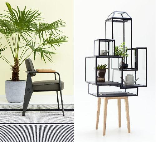 Go green woontrend droomhome interieur woonsite - Decoratie interieur design ...