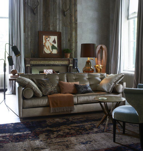 Winter woontrend love luxury droomhome interieur woonsite for Interieur luxe