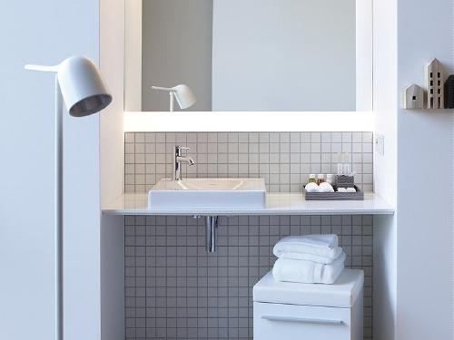 Kleine badkamer trends droomhome interieur woonsite - Foto kleine badkamer ...