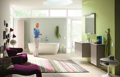 Droomhome interieur woonsite - Interieur badkamer ...