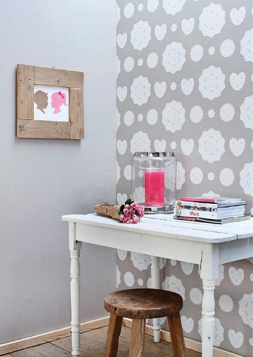 Droomhome interieur woonsite - Behang voor volwassen slaapkamer ...