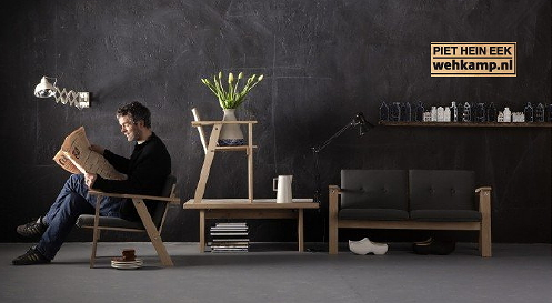 ontwerper piet hein eek droomhome interieur woonsite. Black Bedroom Furniture Sets. Home Design Ideas